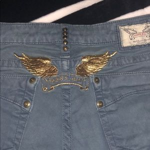 Woman's robin jeans